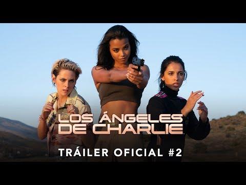 LOS ÁNGELES DE CHARLIE. Tráiler Oficial #2 HD en español. En cines 5 de diciembre.