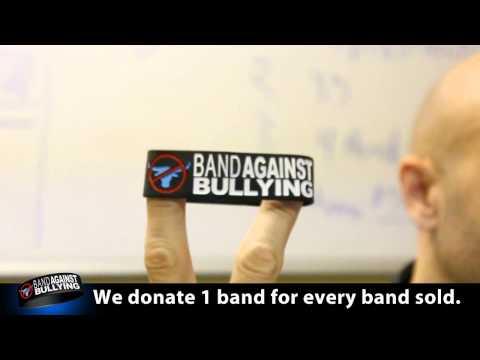 Band Against Bullying Awareness Program