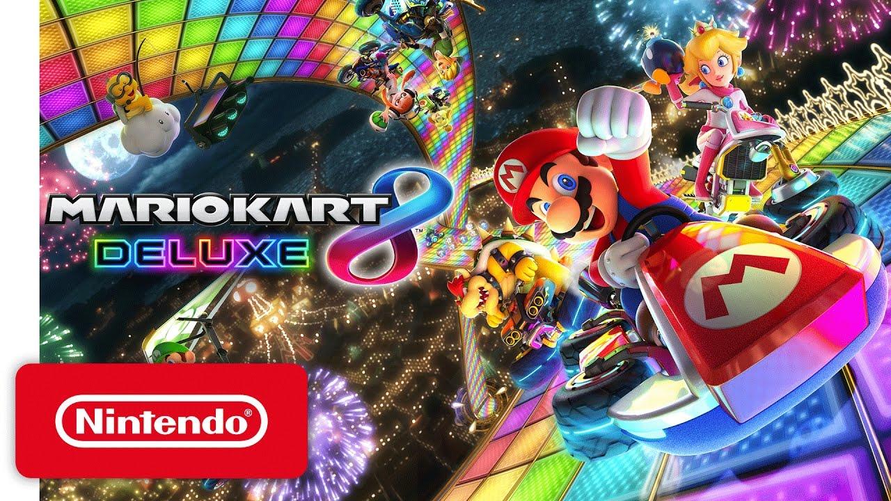 Mario Kart deluxe image