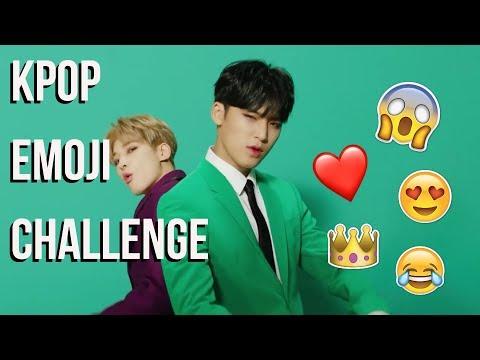 KPOP EMOJI CHALLENGE !! (2017 HITS)