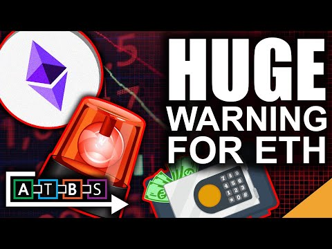 Ethereum Flashing Frightening Warning Signs (Is This The End) | BitBoy Crypto