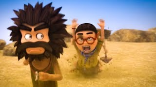 Oko Lele - Episode 13 - Old man - Animated short CGI   funny cartoon   Super ToonsTV