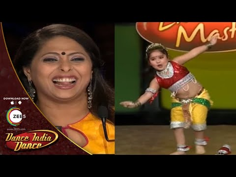 DID L'il Masters Season 3 - Mumbai Auditions - Dhairya performance