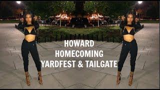 HOWARD HOMECOMING // YardFest & Tailgate