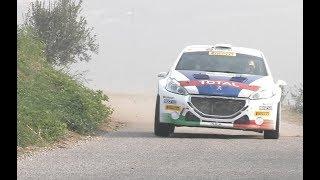 Rally Due Valli 2017 : Peugeot 208 T16 e Andreucci – Shakedown