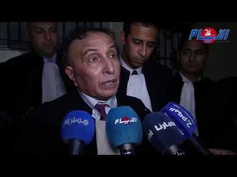 دفاع بوعشرين يتهم الفرقة الوطنية باقتحام منزله في وقت متأخر من الليل