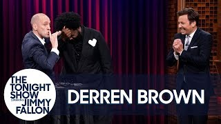 Magician Derren Brown Guesses Jimmy's Crush and Hypnotizes Questlove