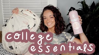 what you ACTUALLY need in college + school supplies haul! (from a senior)