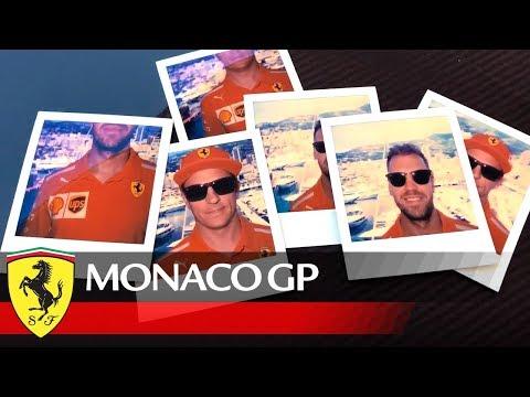 Monaco Grand Prix - Photo-backstage!