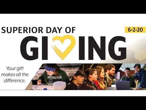UW-Superior: Day of Giving 2020