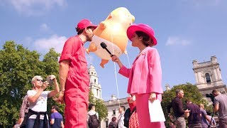 London Welcomes Trump | July 18, 2018 Act 3 | Full Frontal on TBS