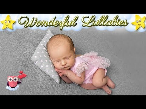 Super Soft Relaxing Baby Sleep Music Lullaby ♥ Best Bedtime Melody ♫ Good Night Sweet Dreams