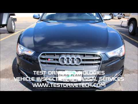 Dean Team Volvo >> 2013 Audi S5 Luxury Car Inspection Video At Brentwood Dean