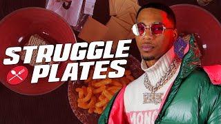 Key Glock Makes a Ramen Pasta Special on a Budget | Struggle Plates