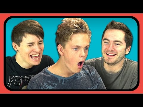 Baixar YouTubers React to Try to Watch This Without Laughing or Grinning #2