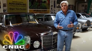 "Jay Leno And The Presidential Limo – AKA ""The Beast"" 