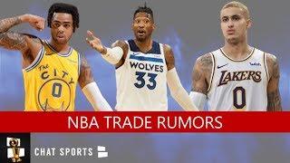 NBA Trade Rumors Featuring Robert Covington & D'Angelo Russell + Bradley Beal Offseason Trade?