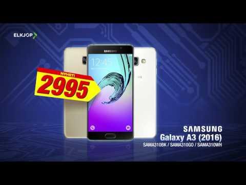 Samsung Galaxy A3 (2016) & A5 (2016)
