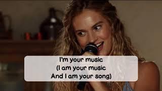 Mamma Mia! Here We Go Again - Andante, Andante (Lyrics Video)