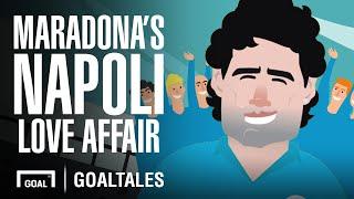 Diego Maradona's Napoli love affair