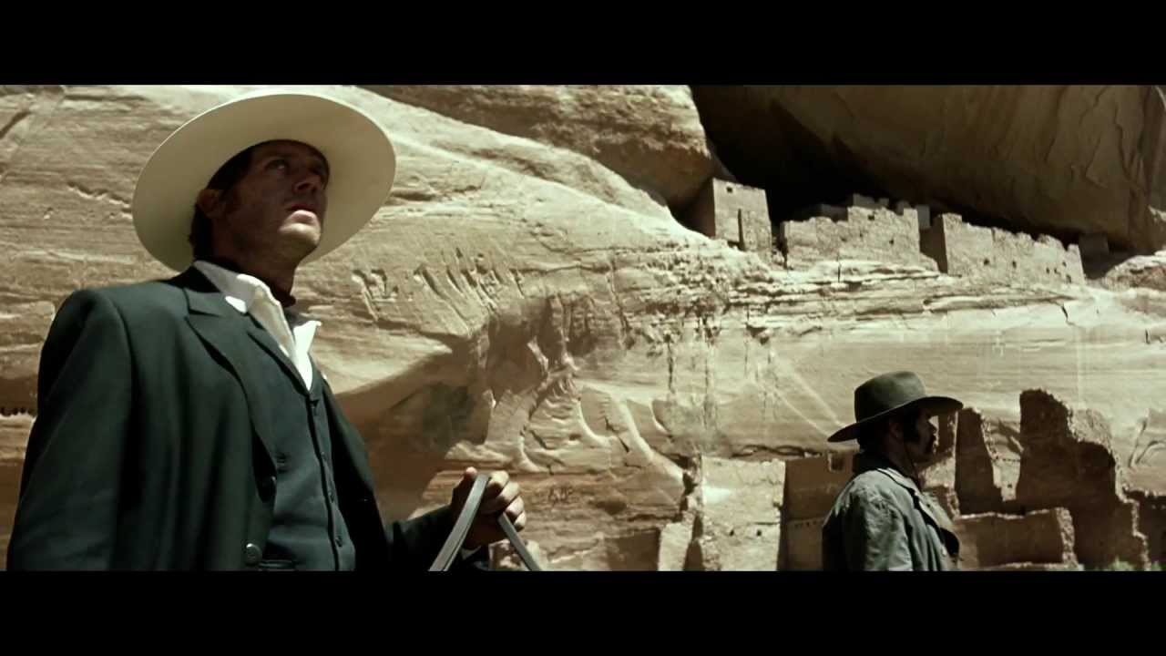 The Lone Ranger - Official Trailer