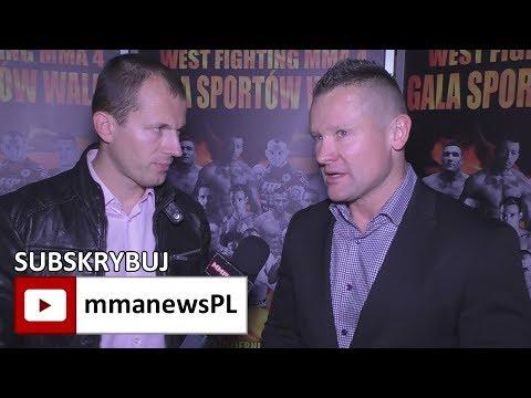 Podsumowanie West Fighting MMA 4 z organizatorem Grzegorzem Biegańskim