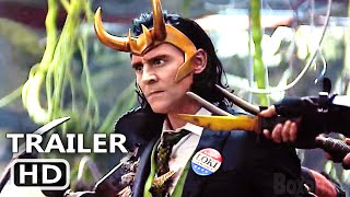 LOKI Trailer Legendado (2021) Marvel