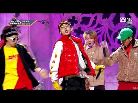 블락비(Block B) - Shall we dance 교차편집(stage mix)