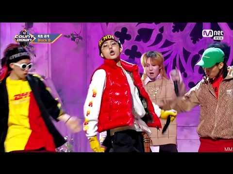 블락비(Block B) - Shall we dance 교차편집(stage mix)