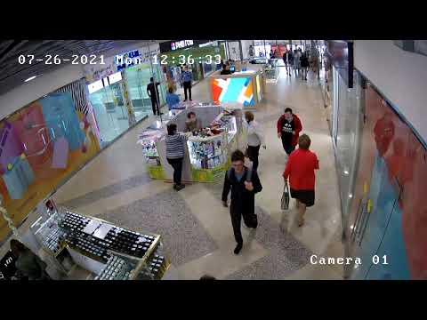 Конфликт в сыктывкарском ТЦ 26 июля