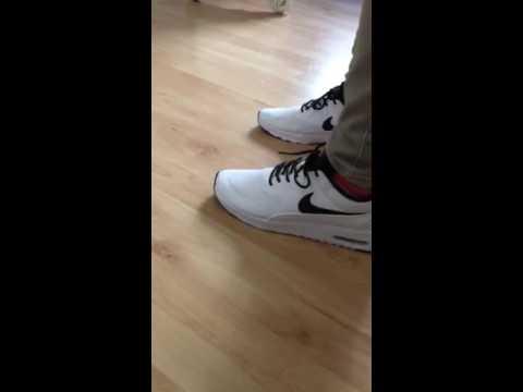 Nike Thea White/Black