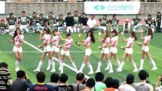 [Fancam] 100522 SNSD - FanyKick + Oh! + Gee@Namyangju Central Stadium