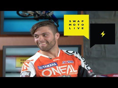 Swapmoto Live with Alex Ray | TransWorld Motocross