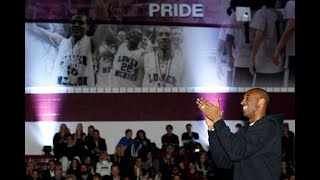 Kobe Bryant mourners flock to Lower Merion High School to remember NBA legend