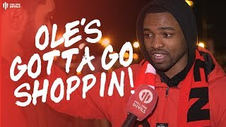 """GOTTA GO ASDA!"" Man Utd 0-2 Man City Fan Cams"