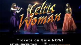 "The Hanover Theatre This Week - 03/30/17 ""Celtic Woman"""