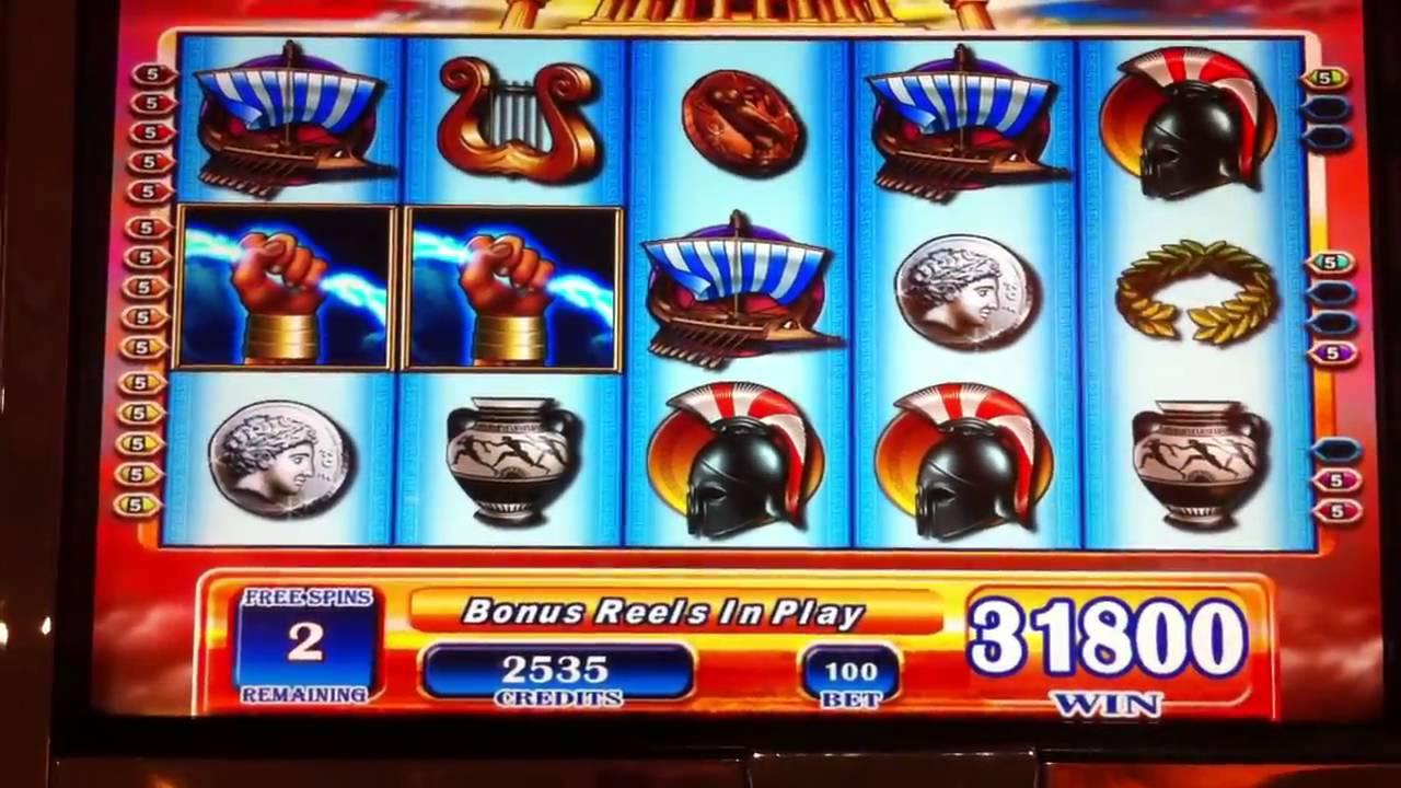 zeus 2 juego de casino