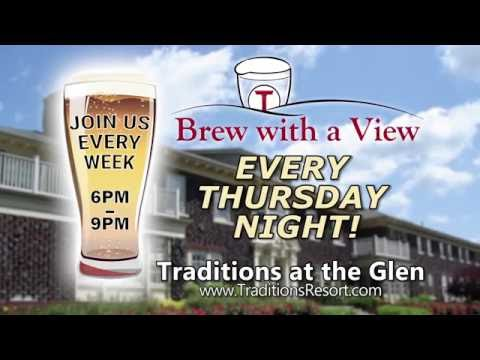 Traditions Resort  Brew View 15HD