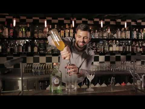 Best Bartender cocktails in Aberdeen Street Social by Ryan Nightingale