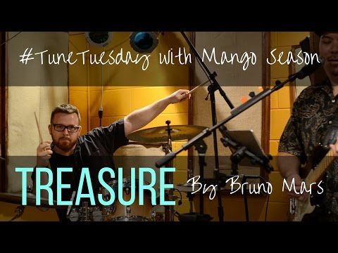 Treasure by Bruno Mars - Mango Season Cover