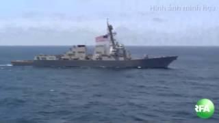 Chiến hạm Mỹ vào Trường Sa, tiếp theo sẽ là gì? Thế giới trong tuần 28.10.2015