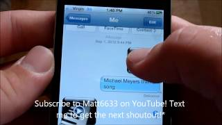 iPhone 4 Review Part 1 (Virgin Mobile USA)