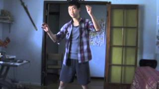 Dance tutorial - Learn So you think you can dance - Bleeding love routine