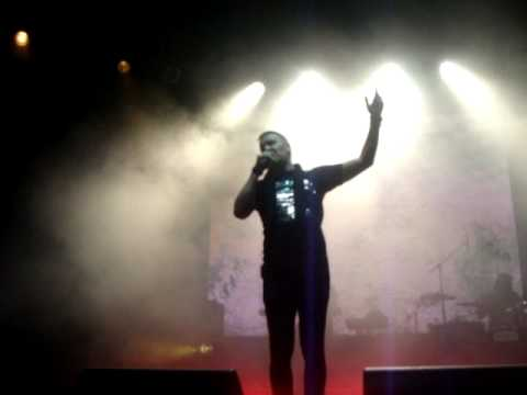 Poets Of The Fall - Heal My Wounds @ [Tele-Club] Ekaterinburg, Russia (27.03.2010)
