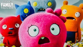 UGLYDOLLS (2019) Unconventionality rules in Final Trailer | 🎵  Animated Musical Adventure