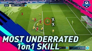 MOST UNDERRATED SKILL MOVE in FIFA 19 ULTIMATE TEAM! MY SECRET WEAPON in FUT CHAMPIONS!