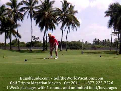 Estrella Del Mar Golf Resort, Mazatlan Mexico
