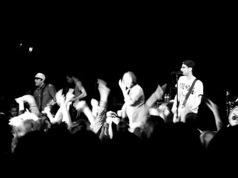 Man Overboard _'Something's Weird'_'World's Favorite' The Oakland Metro_March 17, 2013