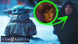 EVERYTHING You Missed in the MANDALORIAN SEASON 2 Trailer - (FULL BREAKDOWN)- Sabine, Ilum, Mon Cala