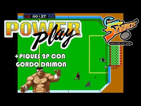 """POWER PLAY - """"CON 5 DUROS"""" Episodio 899 (+Piques con Gordo Daimon) (1cc) (CTR)"""